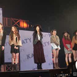 ファイナリスト6名(左から)大江佳恋さん、佐竹菜奈さん、須川未来さん、村上紫保さん、高園あずささん、田辺音羽さん