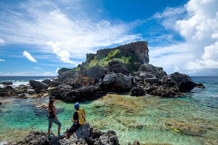 手つかずの大自然と、ドラマチックにうつろう風景、盛りだくさんのアクティビティがそろう「北マリアナ諸島」へ!(C)Junji Takasago / MVA