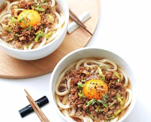 温かいうどんレシピ14選。定番〜応用まで料理の幅を広げるアレンジメニューの作り方
