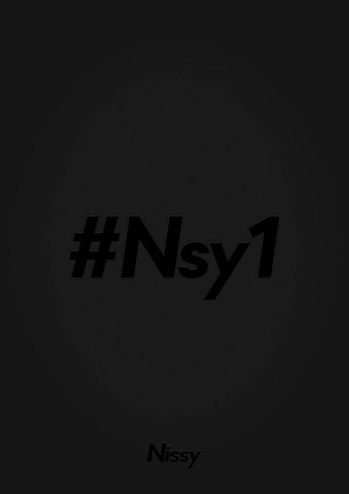 Nissyの映像商品「#Nsy1 Get You Back/Say Yes/Do Do MUSIC VIDEOS & Behind The Scenes」(8月6日発売)(提供写真)