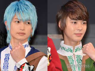 「騎士竜戦隊リュウソウジャー」にジュノンボーイ出身俳優2人 インパクト抜群の青髪&フレッシュな16歳が話題