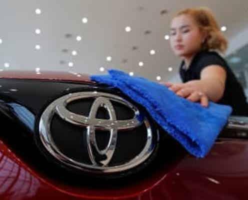 自動車の9月世界生産、トヨタなど7社で前年割れ 部品不足の影響深刻
