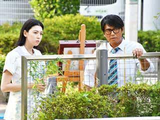 三吉彩花、ナース役で高橋克典と13年ぶり共演「本当にお父さんみたいな方」<庶務行員・多加賀主水5>