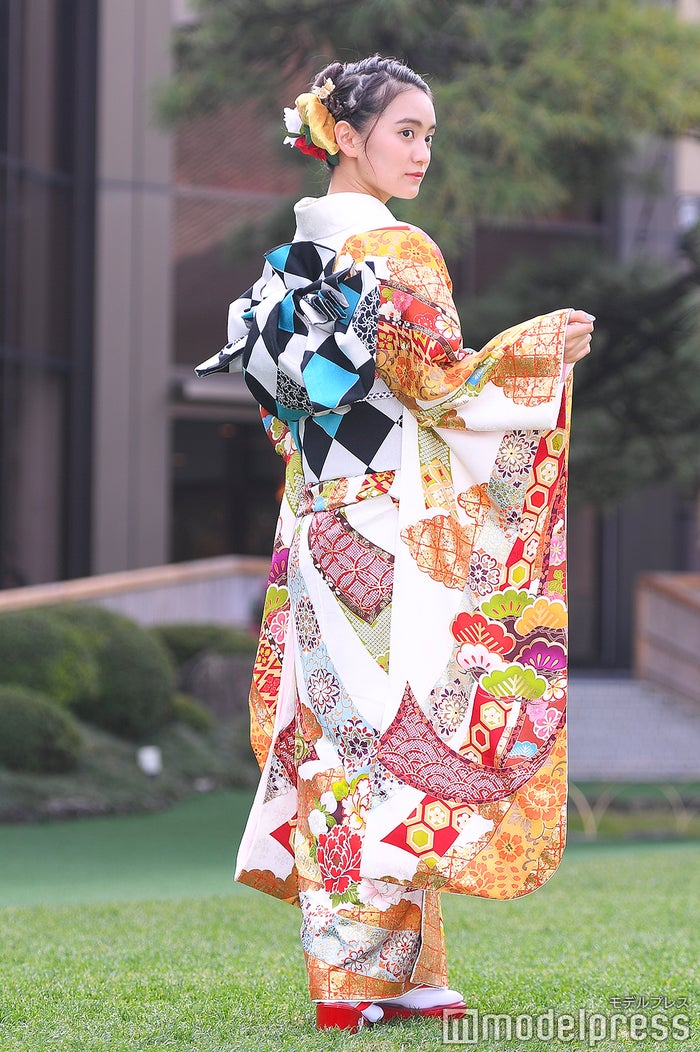 岡田結実 (C)モデルプレス