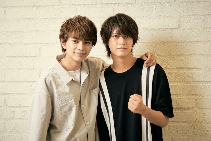 佐藤勝利&高橋海人(C)2019日本テレビ/ジェイ・ストーム