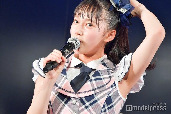 鈴木くるみ/AKB48柏木由紀「アイドル修業中」公演(C)モデルプレス
