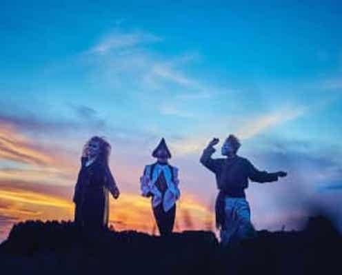 cali≠gari、4年以上振りのメジャーフルアルバム『15』のリリースを発表