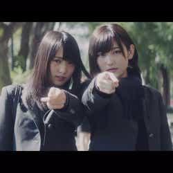 """モデルプレス - 欅坂46、""""切な激しく""""踊る姿に注目"""