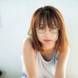 石田亜佑美(撮影:西村康/画像提供:ワニブックス)
