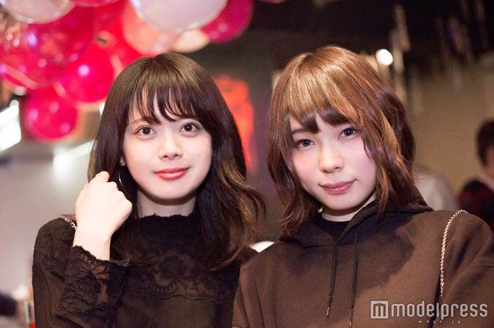 山崎春佳、Zera(C)モデルプレス