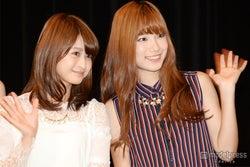 元SKE48矢神久美&小木曽汐莉、引退中の生活を明かす 結婚&今後の活動についてもコメント