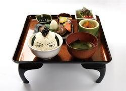 「銀魂」コラボカフェが東京・表参道に誕生 ホスト倶楽部「高天原」をイメージ