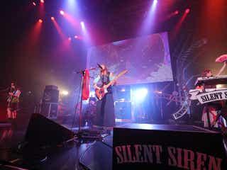 SILENT SIREN、豪華アーティスト集結の主宰フェス開催 大団円で完走
