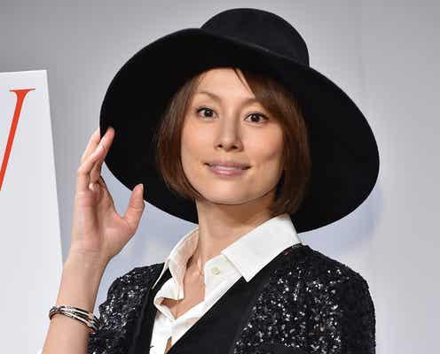 米倉涼子「寝起きがヤバい」共感続出の変化とは