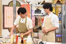 高橋一生&斎藤工、料理の腕前披露