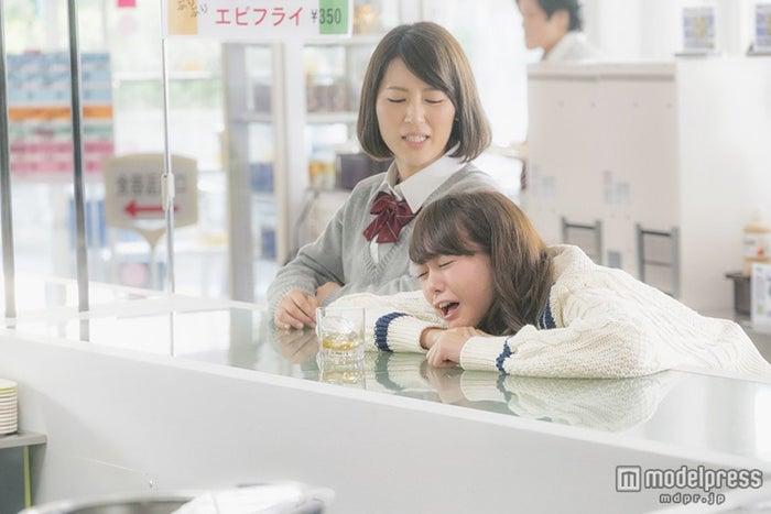 桐谷美玲の変顔がおもしろ可愛い!(C)2015 映画「ヒロイン失格」製作委員会
