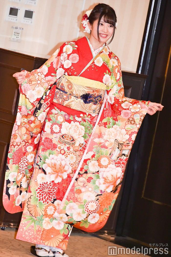 行天優莉奈/AKB48グループ成人式記念撮影会 (C)モデルプレス