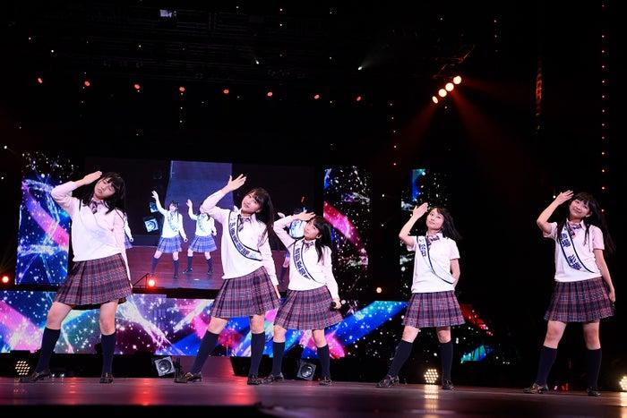 ドラフト3期研究生「HKT48春のアリーナツアー2018~これが博多のやり方だ!~」/さいたまスーパーアリーナ(C)AKS