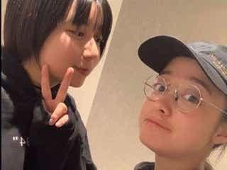 橋本環奈&上白石萌歌、サカナクションのライブ参戦 仲良し2ショットで報告