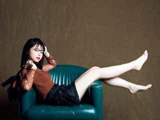 AKB48人見古都音、スラリ美脚披露 モデル的プロポーションの持ち主