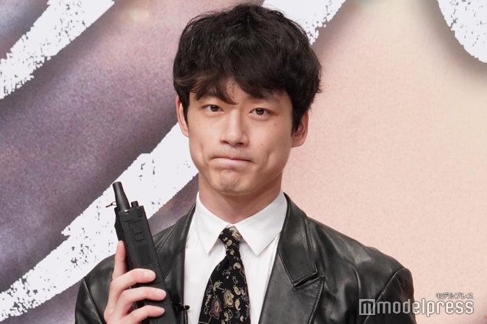 坂口健太郎 (C)モデルプレス