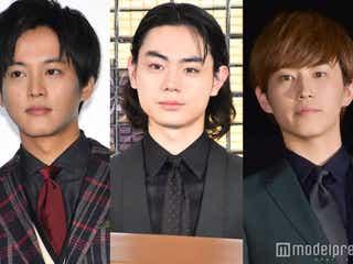 松坂桃李&杉野遥亮、歌手・菅田将暉は「眩しかった」 グリーンボーイズに待望の声も