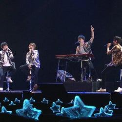 小瀧望、足を痛めたままステージへ ジャニーズWESTが大切な場所で生配信ライブ