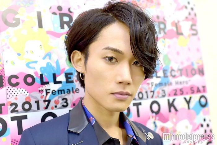 花沢将人(C)モデルプレス