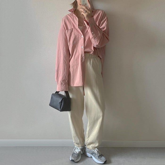 着回し力ならコレ!【ユニクロ】の「スウェットパンツ」で今っぽこなれコーデ♡ - モデルプレス