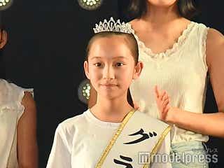 「TGC AUDITION 2020」グランプリ発表 小学生の上妻美咲さん<TGC2020 S/S>