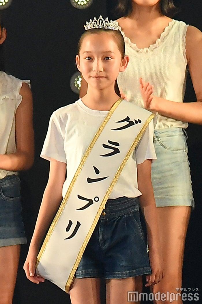 「TGC AUDITION 2020」グランプリの上妻美咲 (C)モデルプレス