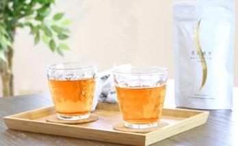 国産プーアール茶 茶流痩々(提供写真)