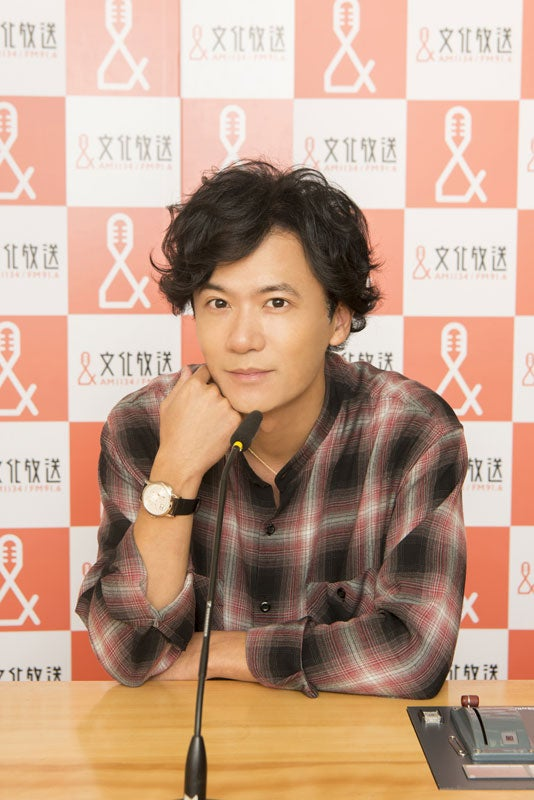 稲垣吾郎(画像提供:文化放送)
