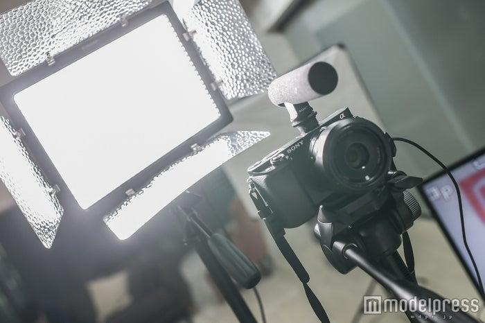吉田朱里、使用機材はSony製のカメラ