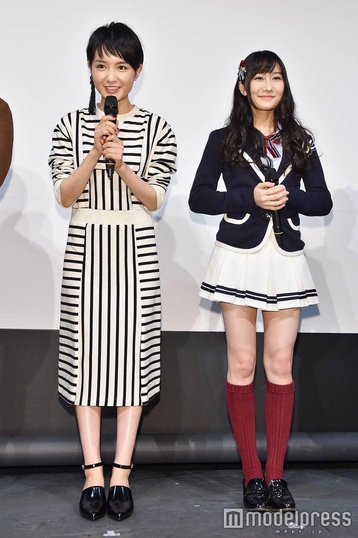 葵わかな、矢倉楓子 (C)モデルプレス