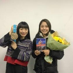 高梨沙羅選手、miwaの生歌プレゼントに涙