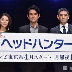 モデルプレス - テレ東、新枠ドラマを発表 第1弾は江口洋介&小池栄子ら出演<ヘッドハンター>