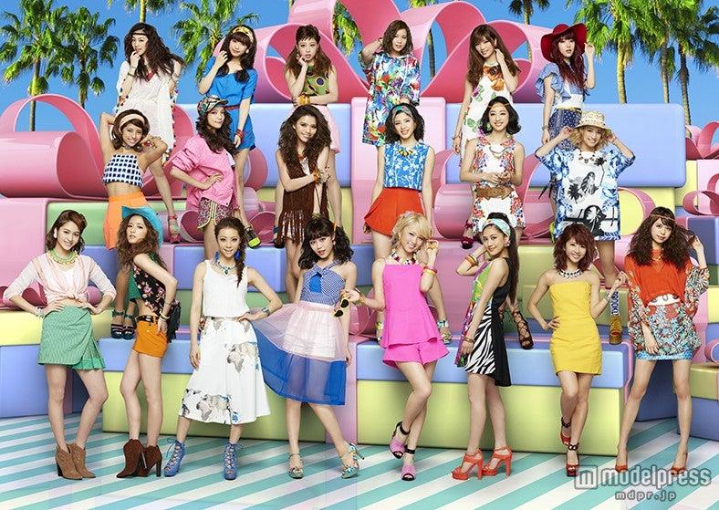 E-girls「神戸コレクション」出演決定【モデルプレス】
