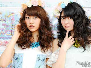 AKB48前田亜美&阿部マリア、モデルの夢へ第一歩 篠田麻里子から激励も モデルプレスインタビュー