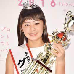 「第41回 ホリプロタレントスカウトキャラバン」グランプリに輝いた柳田咲良さん (C)モデルプレス