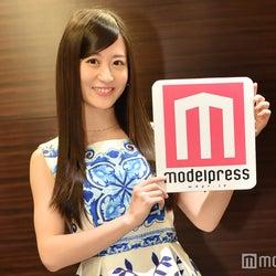 """NMB48の""""美ボディ代表""""上西恵、美乳・スタイルキープの秘訣とは <モデルプレスインタビュー>"""