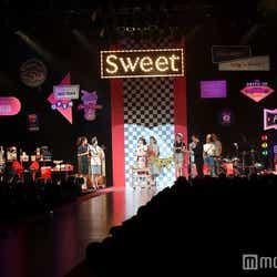 「sweet collection 2017」の様子 (C)モデルプレス