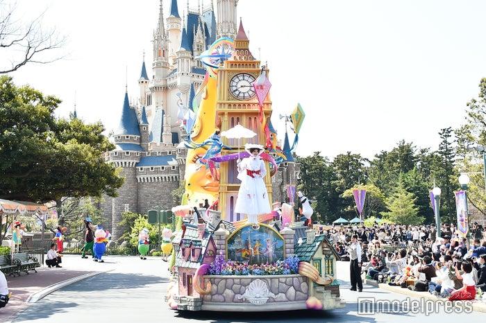 メリー・ポピンズ/パレード「ドリーミング・アップ!」(C)モデルプレス(C)Disney