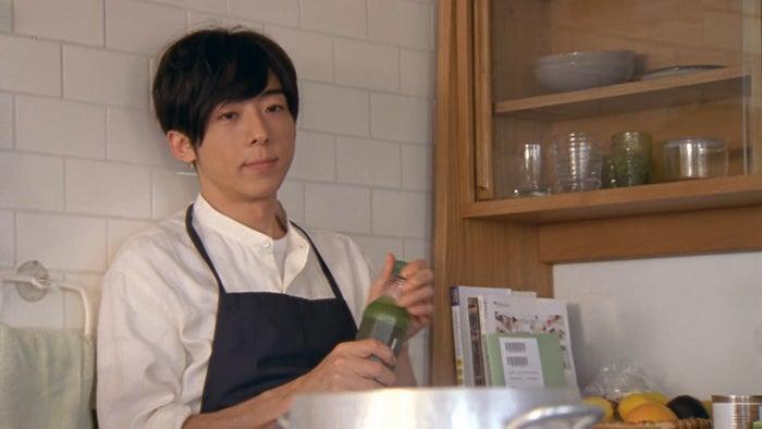 キリン 生茶「料理編」動画より