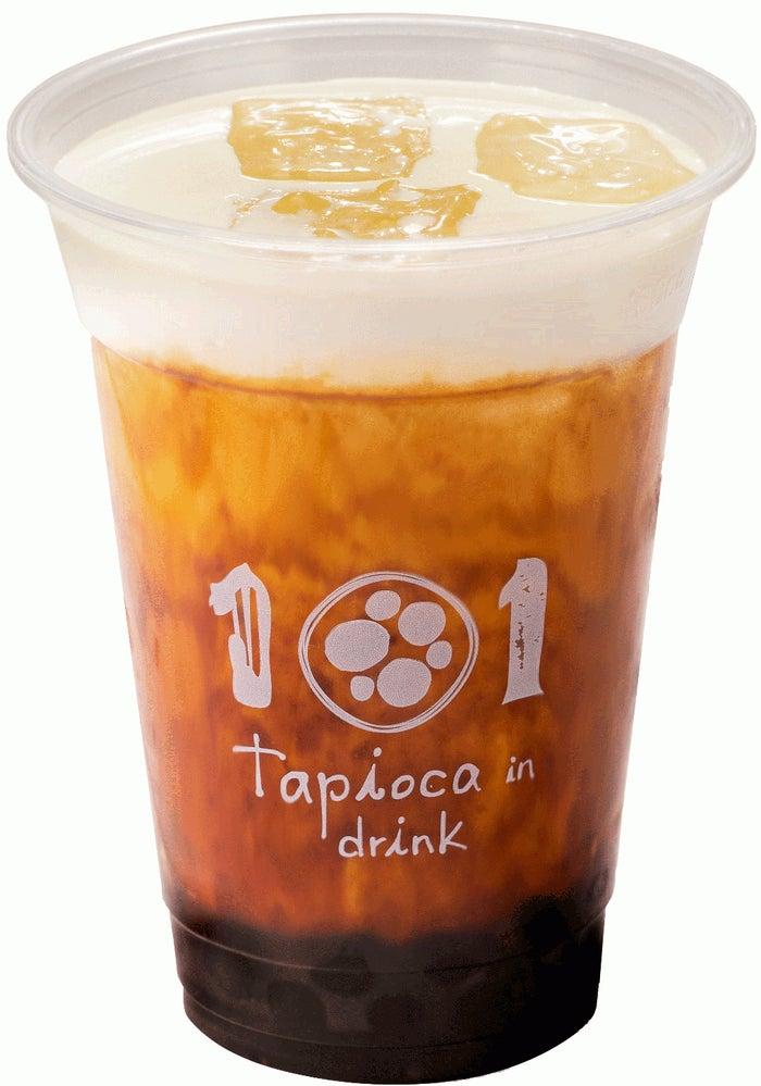 台湾黒糖ミルク/画像提供:グレイス株式会社