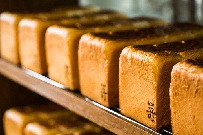 高級食パン専門店 嵜本/画像提供:ドロキア・オラシイタ