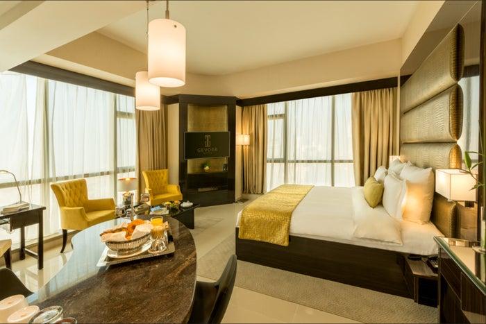 Gevora Hotel客室一例/画像提供:Gevora Hotel
