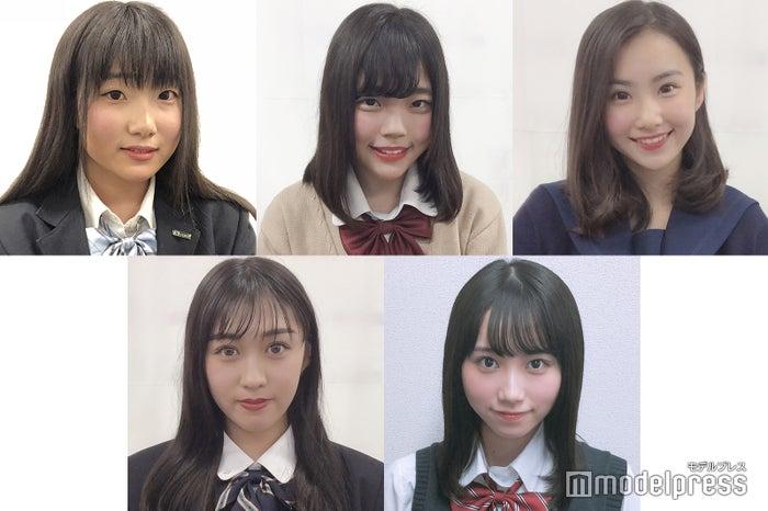 【中間速報】「女子高生ミスコン2019」関西エリアの暫定上位5人