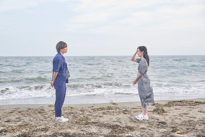 そら、るな「恋する◆週末ホームステイ LAST TEEN」(C)AbemaTV,Inc.