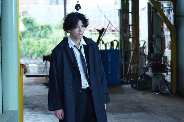 賀来賢人/「ニッポンノワール―刑事Yの反乱―」より(C)日本テレビ
